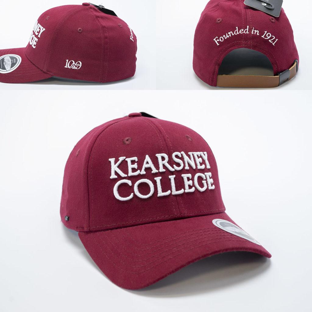 kearsney centenary caps maroon