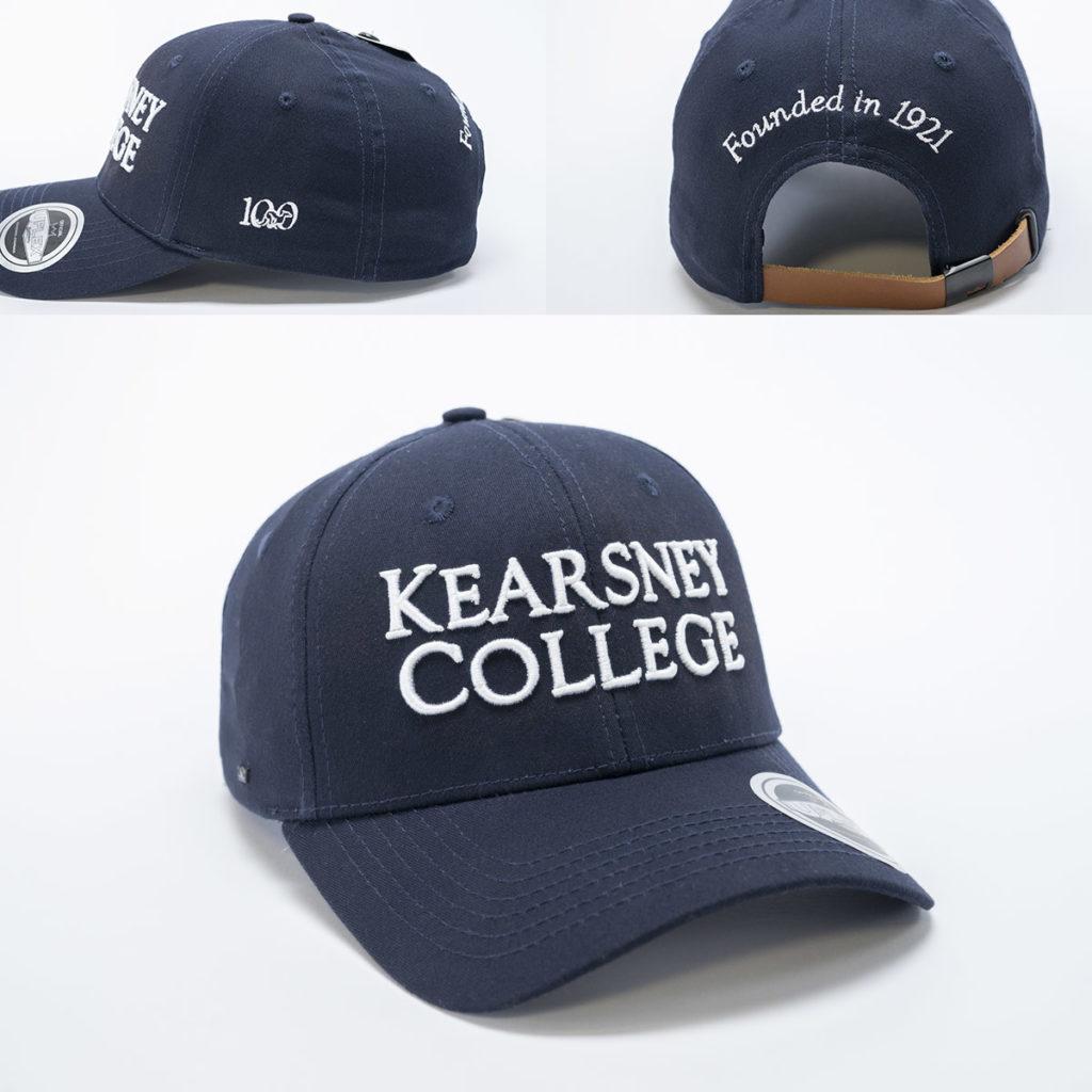 kearsney centenary caps navy