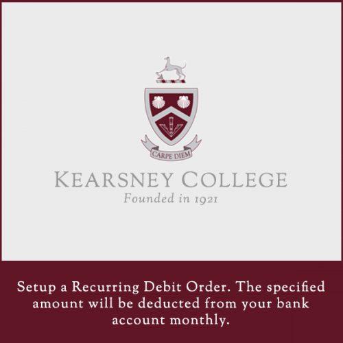 recurring debit order